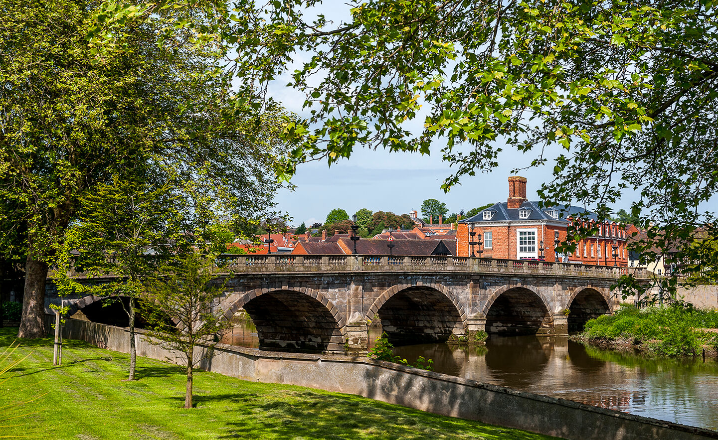 Shrewsbury - Local area 1.