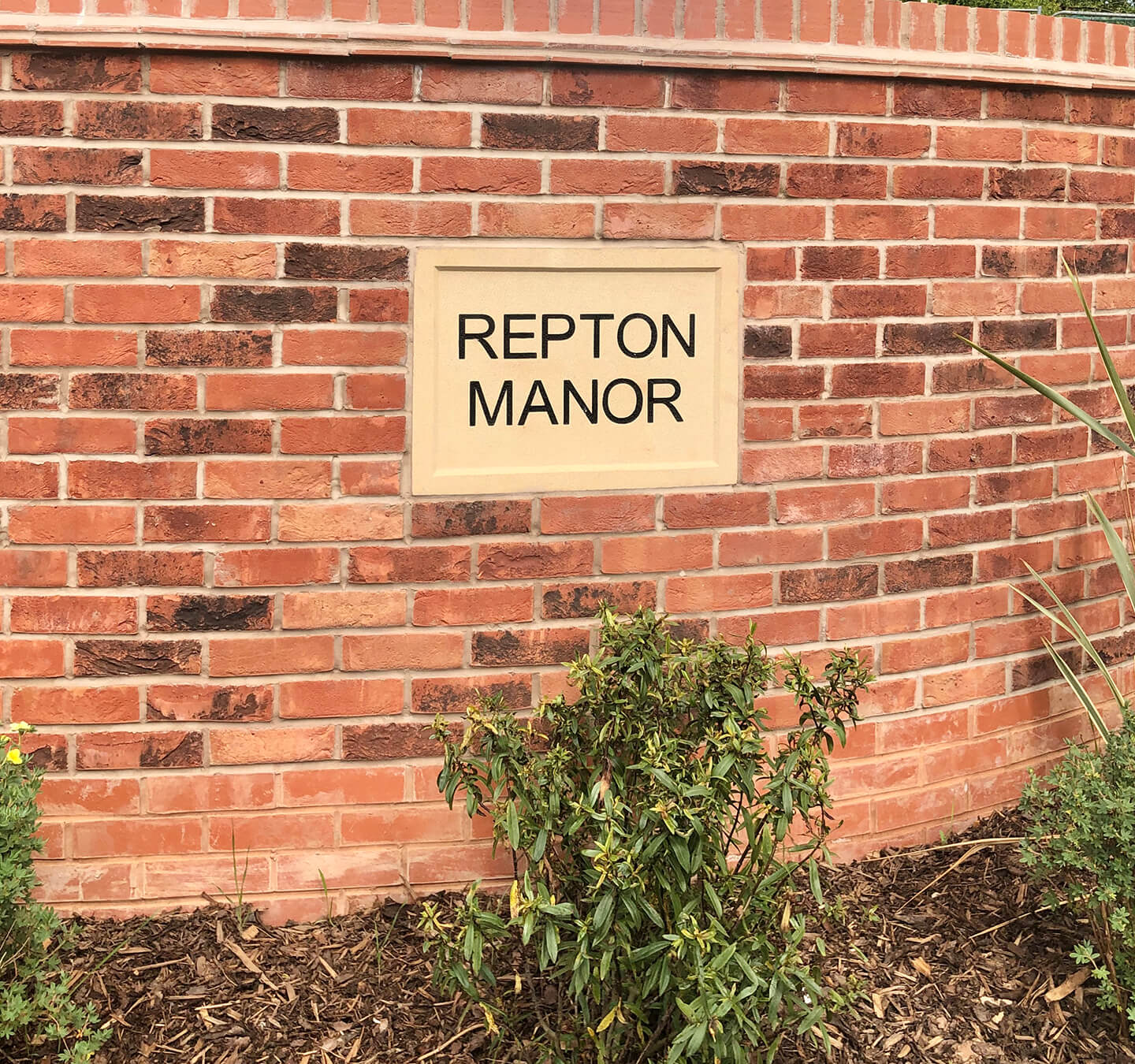 Repton Manor 1.
